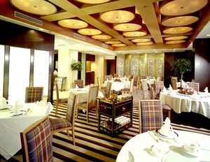 三层海龙厅中餐厅